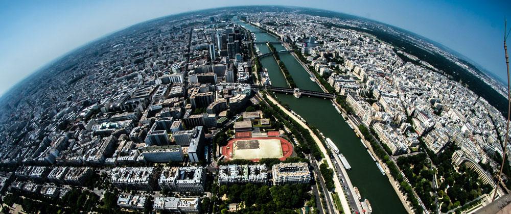 Paris Fisheye