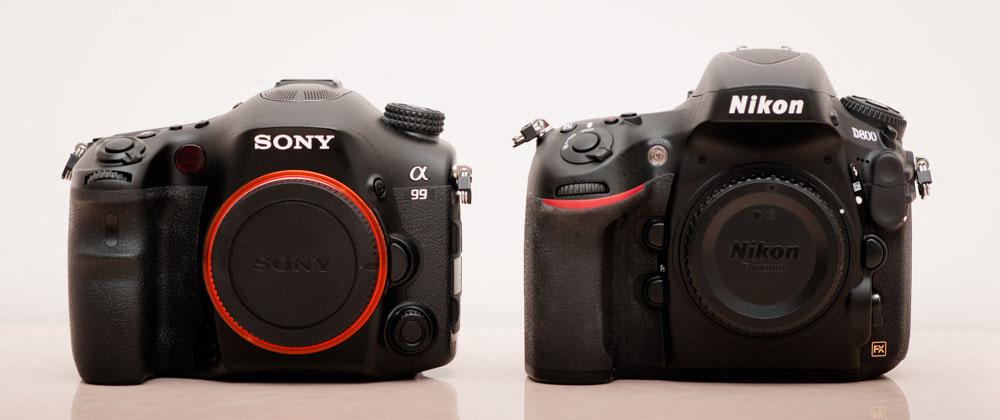 Sony Nikon
