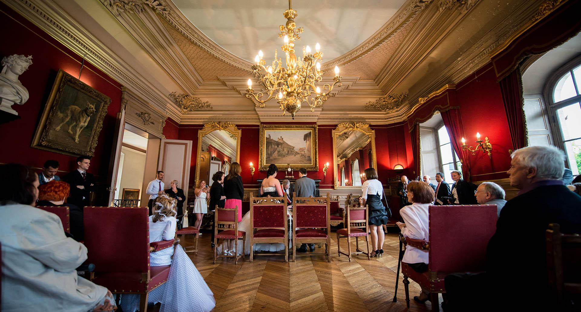 Cérémonie civile marie de Lagny-sur-Marne